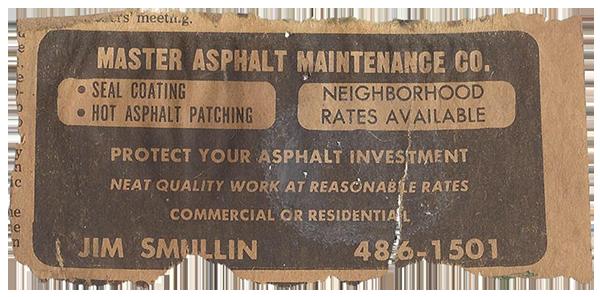 Smullin-Asphalt-newspaper-ad